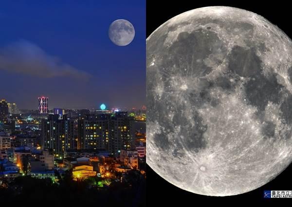 記得把頭抬起來!又大又圓的「超級月亮」今天出來了,2020年「離地球超近」出沒時間總整理