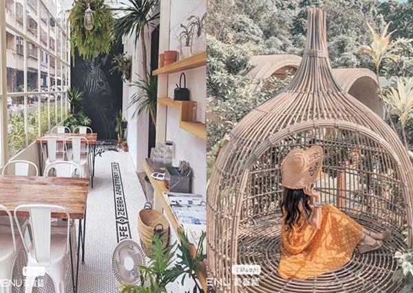 全台10間網美咖啡廳特搜!玻璃貨櫃屋、老宅花房、南法莊園、叢林宮廷風餐廳,讓你拍到失心瘋!
