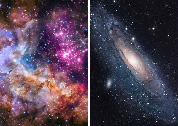 整片銀河都在歡迎你誕生🌟NASA公開「366天專屬生日星雲」夢幻星象照,輸入生日就能看出生當天的宇宙~