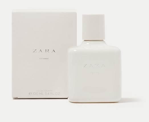 男朋友都忍不住多聞幾下!超自然的奶香味「ZARA香草香水」,瓶身看起來也超有質感啊~