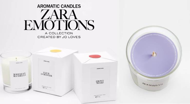 延續超高級香水味!專櫃香水聯名8款「香水香氛蠟燭」療癒又有質感,唯美顏色讓人想蒐集整組~