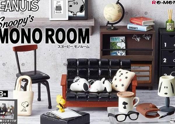 把史努比的客廳搬回家!日本史努比雜貨6選