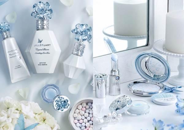 藍色控的天堂!讓女孩晉升仙杜瑞拉的「純藍花嫁系列」,藍鑽香氛、護甲油光是擺著就自帶公主氣場~