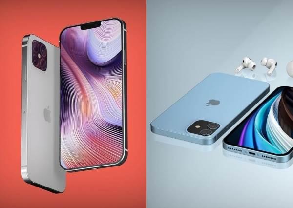 新配色再出擊!iPhone12全新「配色概念圖」曝光,晴空藍和牛油果綠今夏最亮點♥