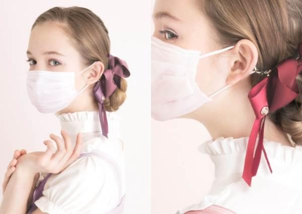戴著口罩也能成為公主!讓人少女心噴發的「夢幻蝴蝶結髮飾」系列,還有連灰姑娘也羨慕的高跟鞋!