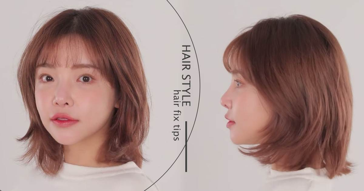 扁塌髮救星!髮型師傳授「寬版梳」吹整技巧3步驟,髮根秒蓬鬆、瀏海分線立刻消失!
