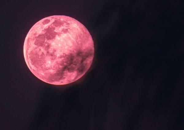 夢幻粉色月亮5月7日現身!零距離感受2020最後一次的超級月亮,相機準備好絕對不能錯過啊~