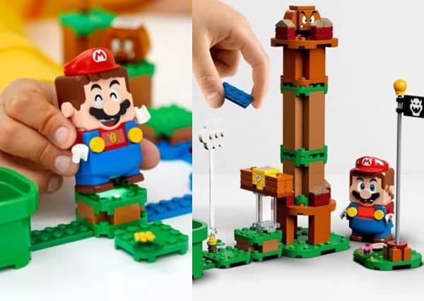 樂高LEGO®超級瑪力歐話題新品八月上市 跟瑪利歐一起展開冒險吧!