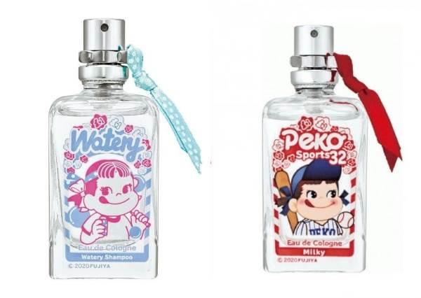 夏天流汗還是要香香的!不二家推出33款「牛奶妹香水」,還有清爽皂香髮香噴霧陪你過夏日♥️