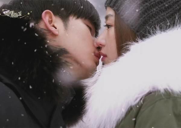 誰說在寒冷的天氣就找不到溫暖!盤點情侶在雪景中閃不停的戲劇