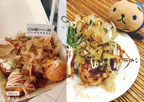 全台大搜索!道地日式章魚燒隱藏在民間,外酥內餡Q,誰說一定要去日本?