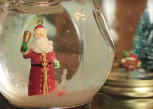 交換禮物自己做最有誠意!趁著聖誕前夕DIY一個夢幻雪花球吧