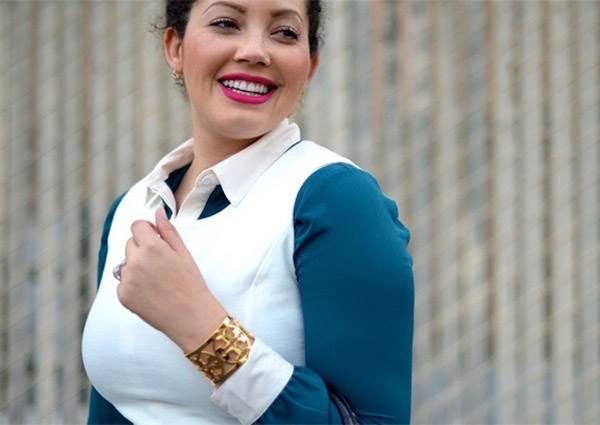 【獨家專訪】大尺碼時尚部落客Tanesha Awasthi的美麗宣言