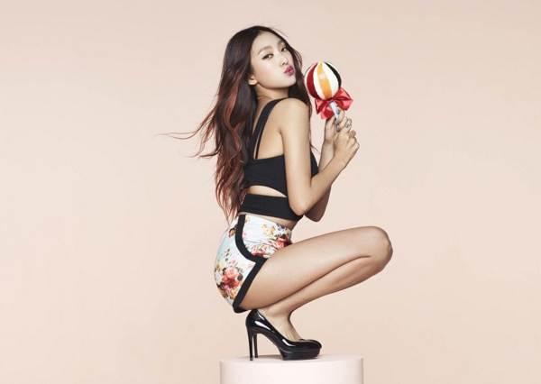 蜜桃臀OUT!韓國偶像們都在練的「蘋果臀」秘訣大公開!