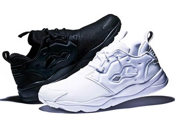 【玉城ティナ演繹 Reebok Classic Furylite 全新黑白兩色鞋款】甜美與帥氣完美詮釋衝突感穿搭