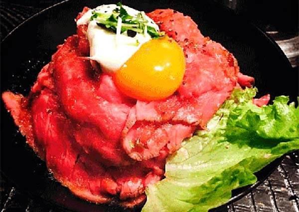 沒錯啊是神戶牛!日本超人氣牛排丼飯原來就在這,快收到口袋名單裡吧!