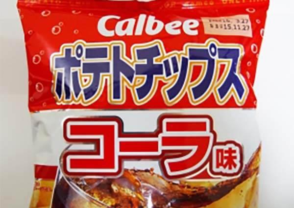 日本萬歲!吃洋芋片不用再配可樂喝?2種口味結合的洋芋片就能一次滿足這鹹甜好滋味!