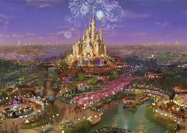 【期待度破表!上海迪士尼樂園2016年即將全新開幕!】