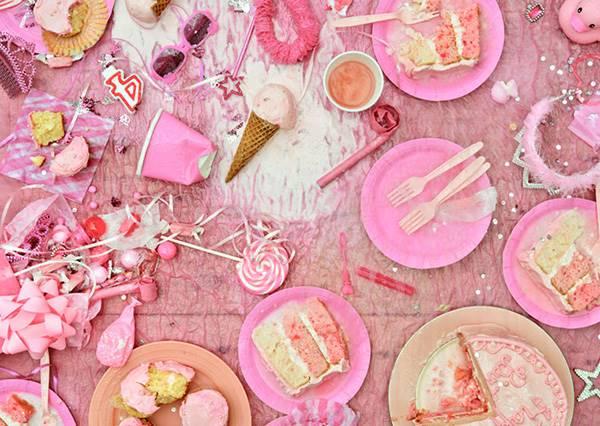 粉紅控的日常:吃的到用的通通都是粉紅色!