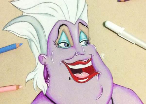 當迪士尼主角們真人化後,你還會一樣愛他們嗎?