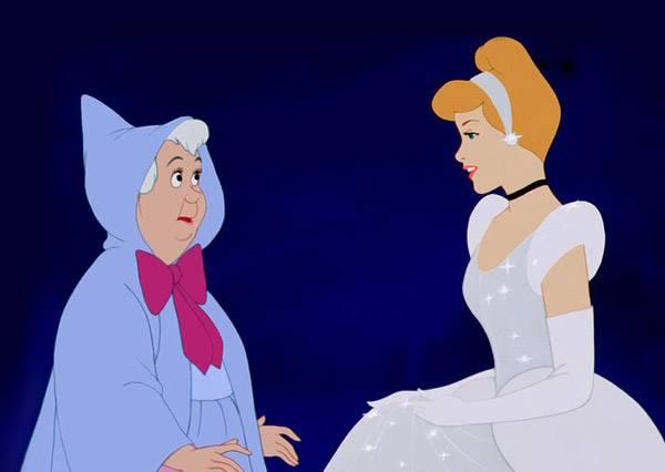 幻滅!神仙教母沒說的迪士尼公主辛酸血淚史