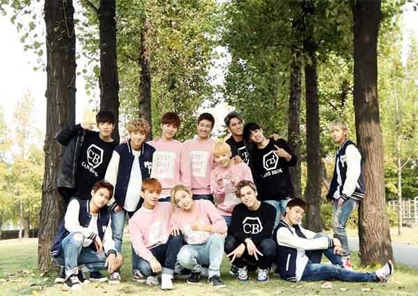 2016崛起的《韓國大勢男團》太迷人,完全無法排名誰是NO.1阿(歐都給~)