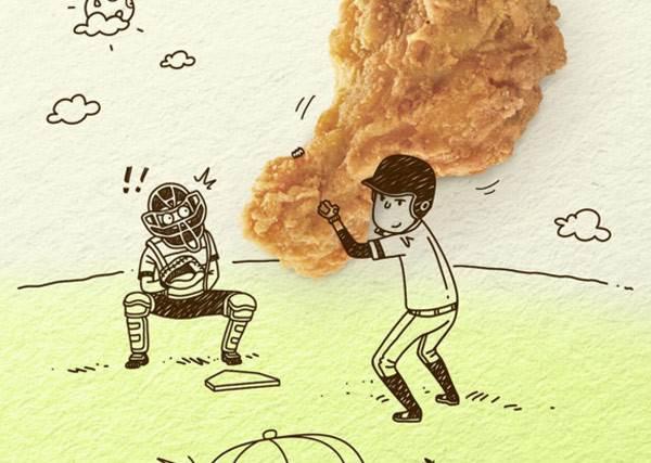 台灣麥當當跟進好嗎?新加坡麥當勞為餐點加上驚豔四方的可愛插畫!