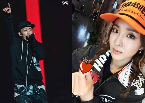 【Bobby & Dara 節目現場PK饒舌】Dara嘻哈魂完全被劉在錫激發了