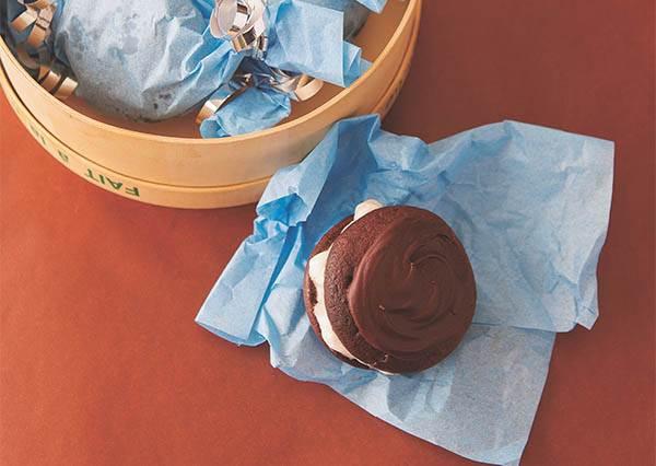 棉花糖奶油夾在軟巧克力餅乾裡!美式傳統甜點屋比派也能輕鬆在家DIY!