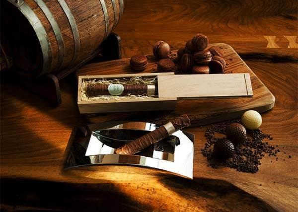 必送!男生夢寐以求的巧克力雪茄,絕對比任何情人節禮物都大心!