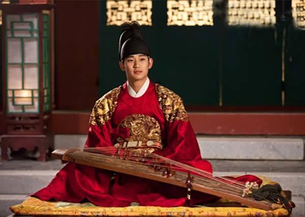 朝鮮時代也有花美男!年輕朝鮮王F4 你最中意哪個?