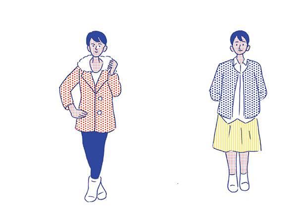 《地表上公認好看的12種女裝style圖鑑》你是哪一種?