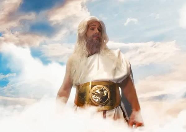 OH MY GOD!神啊~饒了我吧!當希臘眾神降臨人間~