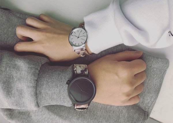 【就讓我HOLD住你的手吧寶貝! 5大情人浪漫錶款大搜查】一不小心 就被第5款錶給收服了....