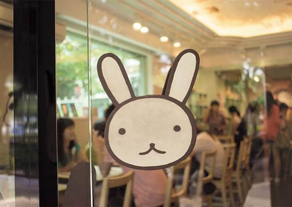 有點怪、又有點可愛…的阿朗基?天生不萌,但在台北下午茶甜點上可是盡了全力啊!
