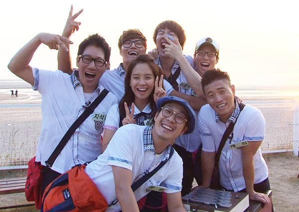 跟著Running man遊遍韓國趣!