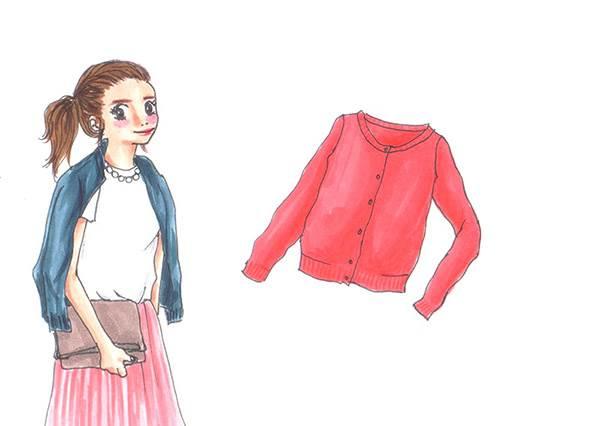 白T實搭但也要挑對款式呀!春天換季衣服難買,學用這種版型的上衣才能穿出N種Style呀
