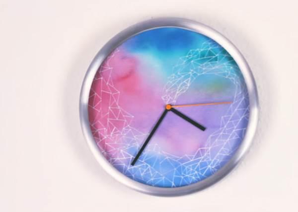有沒有品味看小地方最知道!手把手教你做出獨創「渲染時鐘」,美到被追問哪裡買~