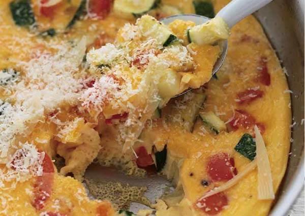 明明只是蛋卻有Pizza感!能成為義大利人家常菜,《義式蔬菜烘蛋》果然超簡單
