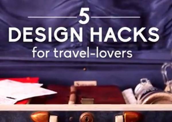 家裡也可以是你的風景區!專為旅人設計的五種生活小巧思
