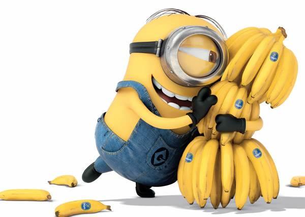 沒想到小小兵爆紅原因,因為是黃色的?超舒壓的角色,就是讓人想全家都漆成黃色啦!