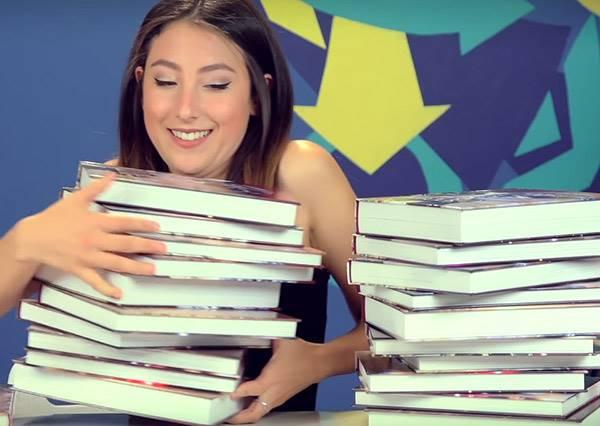 WHAT!沒有Google大神要怎麼活啊?!看看青少年對百科全書的誇張反應~