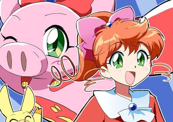 你那一年,卡通界擁有「粉紅Pink」賣萌優勢的人氣角色是誰?