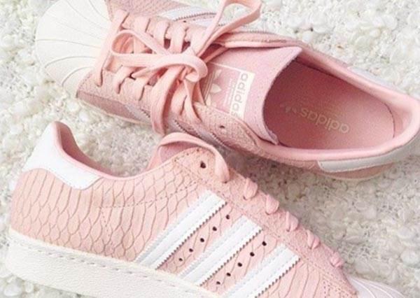 adidas Originals再度天降!2016「粉霜系」鞋款沁甜入心♥