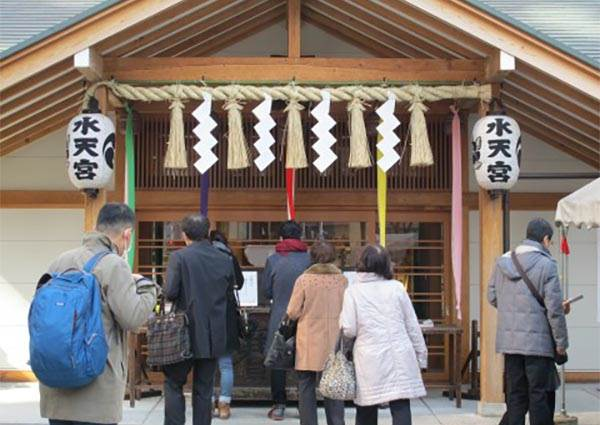 日本神明也太神!可以祈求「寵物生產順利」的水天宮就在這!
