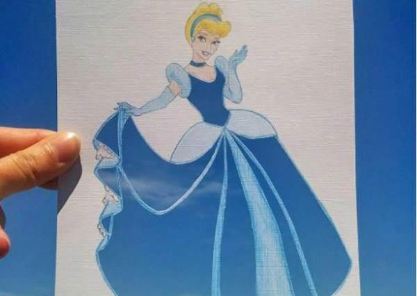 迪士尼「公主們的招牌服裝」怎麼設計的?藝術家解密其實靈感就在你身邊!