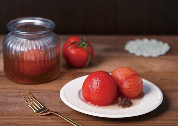 炎夏開胃就靠它!不流汗的「冰釀番茄」這樣做,完美剝皮法也一次全公開