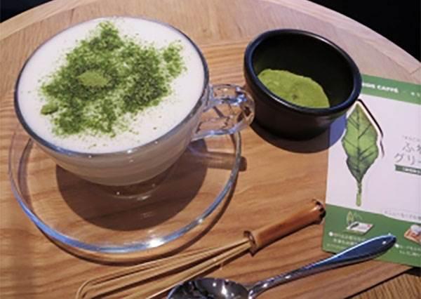 隔幾天喝還是像現泡!去日本一定要喝冠軍商品聯名款「綿密綠茶拿鐵」
