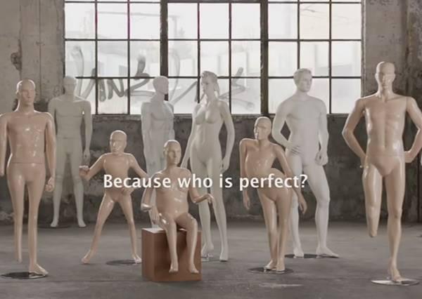 美麗並不代表完美?殘障櫥窗模特兒提醒我們用不一樣的角度去看世界