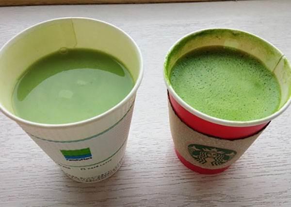 《小編又不負責任試喝了》日本星巴克vs.全家超商的抹茶拿鐵,比較的結果是…?